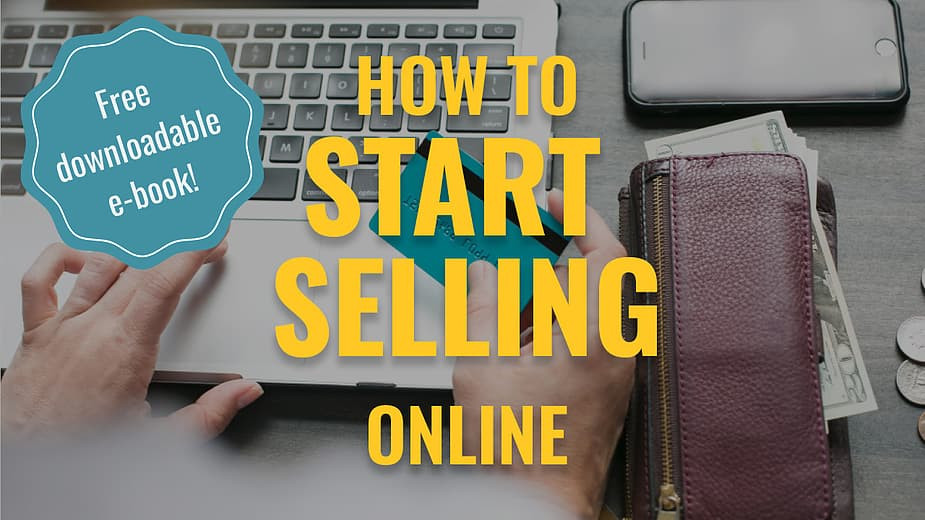 Cat's Cove Communications' How to Start Selling Online E Book