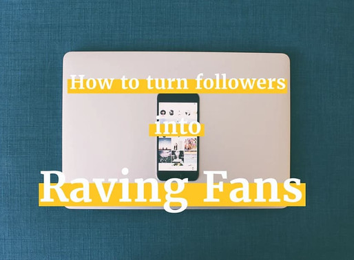 How to Turn Facebook Followers Into Raving Fans (this tip works for Instagram, too!)