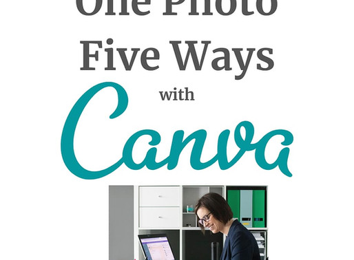 Social Media Hack: How to Use One Photo 5 Ways