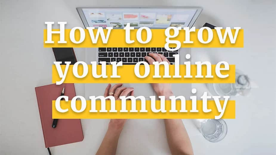 Tips for Business Owners on Using Digital Marketing Strategies to Grow Their Online Community