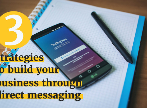 Three Ways to use Direct Messaging to Connect with a Your Instagram Followers
