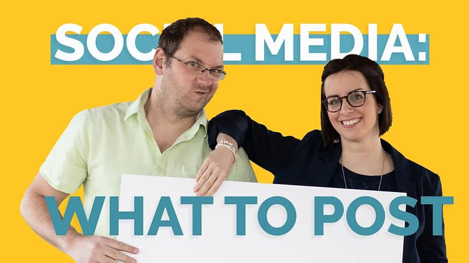 Cathy and Toby of Cat's Cove Communications Share What Business Owners Can Post About on Social Media