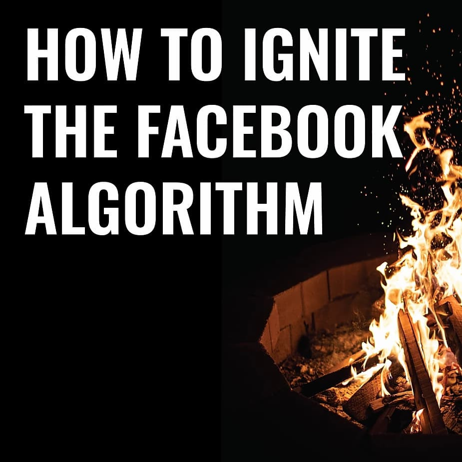 How to Ignite the Facebook Algorithm to Help Your Business Grow on Social Media