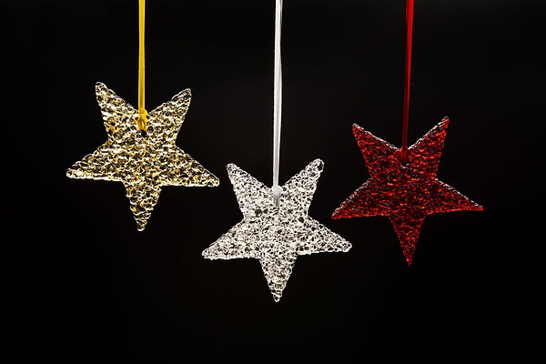 Sigi Hill Glass - Stars