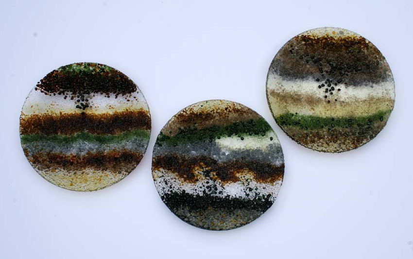 Coastal Series - wall pieces 32cm