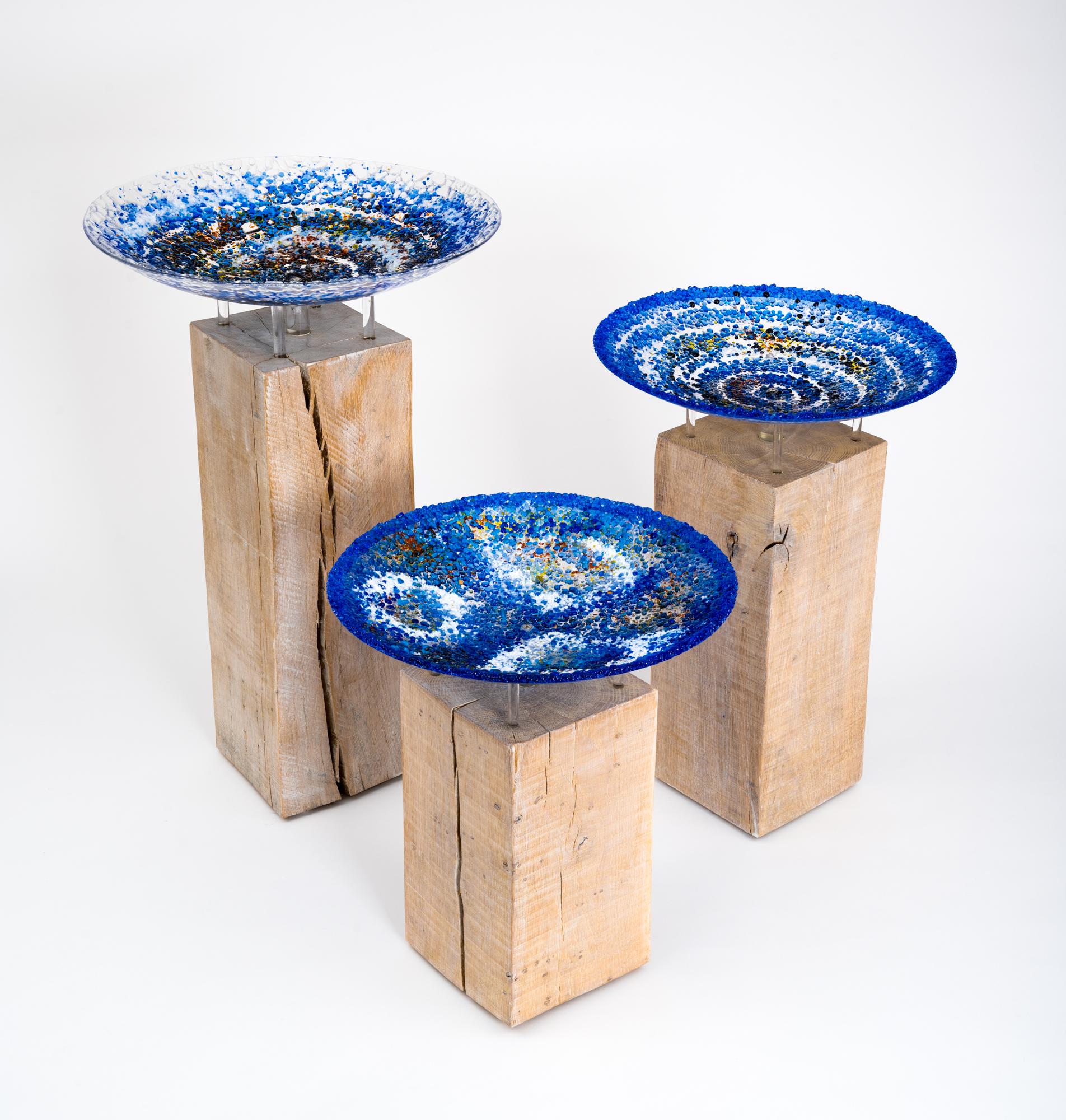 Change Trio: Still Waters (32cm), Ripple (32cm), Maelstrom (37cm)
