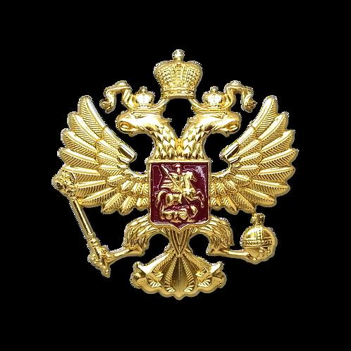 """Накладка """"Герб РФ"""" 53 mm"""