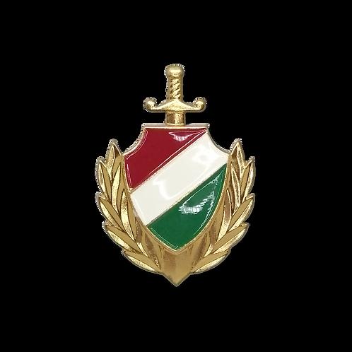"""Эмблема петличная """"МВД Таджикистан"""" тип 2"""