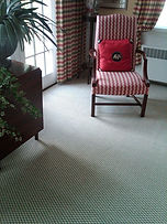 after carpet restretching, stretching richmond va by carpet doctors