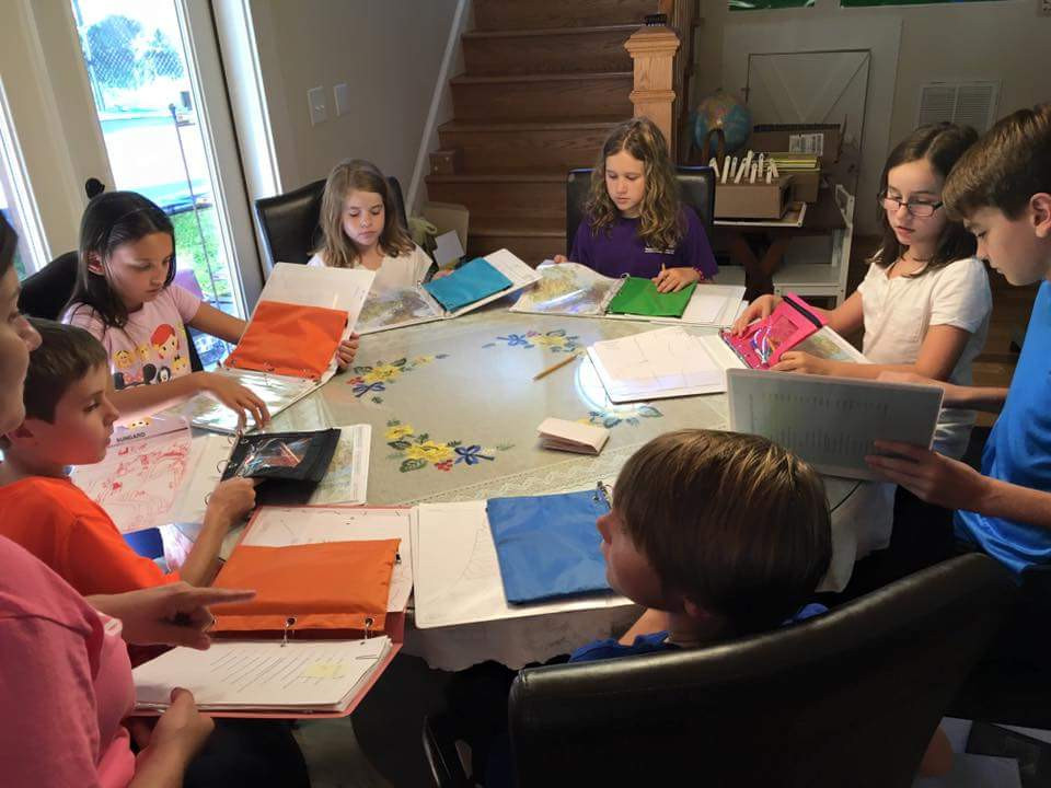 Homeschool biblestudy