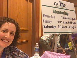 NCHE Mentoring Mom Experience
