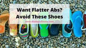 Want Flatter Abs? Avoid These Shoes