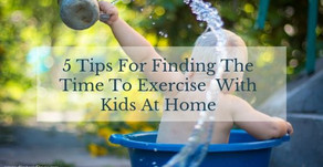 How Busy Moms Can Find The Time To Exercise