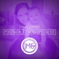 Certified Postnatal Fitness Specialist P