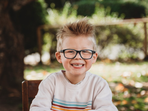 School Photos for Homeschooling Families