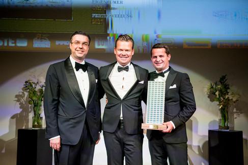 Gewinner der Kategorie Büro: C&P Immobilien