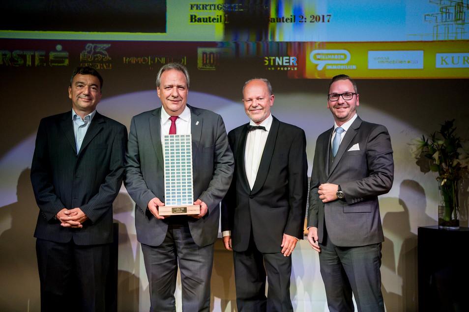 Gewinner der Kategorie Wohnen/Neubau: PopUp dorms Seestadt