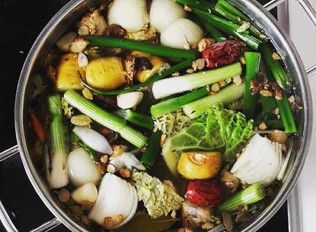 Ernährung im Winter - Leben und Essen im Einklang mit der kalten Jahreszeit
