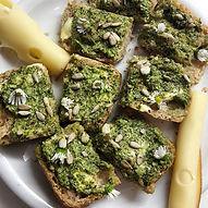 Wald & Wiesen-Pesto