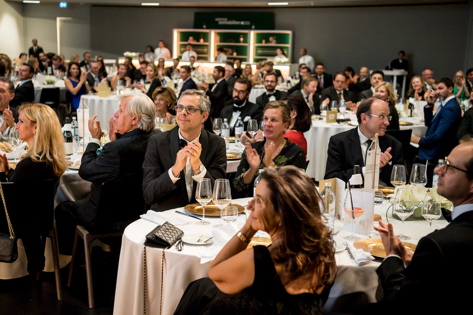 Die Gäste der ersten FIABCI Prix d'Excellence Austria Preisverleihung
