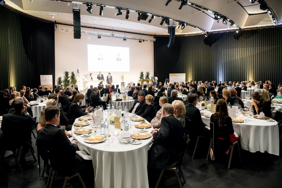 Die Gäste des ersten FIABCI Prix d'Excellence Austria