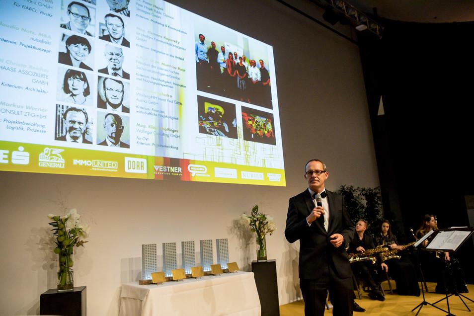 Juryvorsitzender Ing. Mag. Hannes Horvath