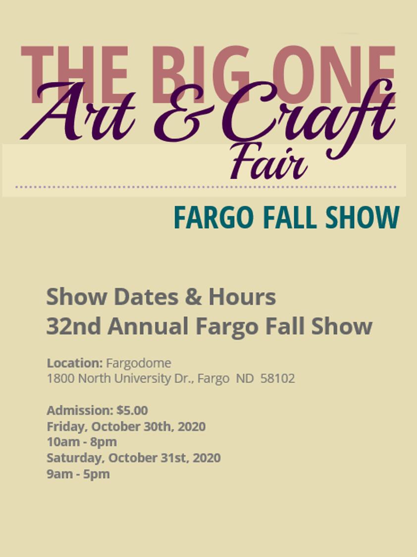 Big One Fargo 2020