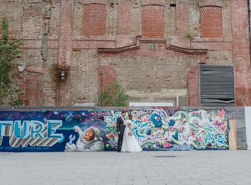 urban, modern und minimalistisch - Styled Shooting im nunó Augsburg