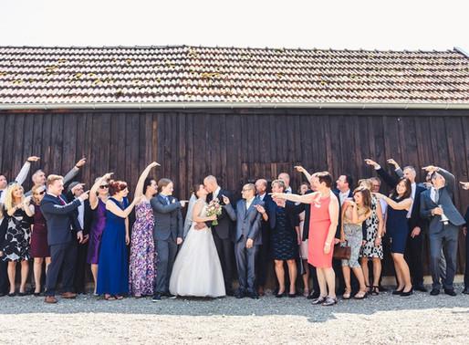 Wer soll zu eurer Hochzeit kommen? Tipps für eure Gästeliste