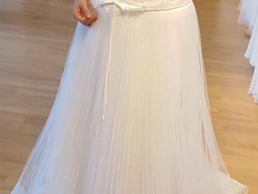 Meine Suche nach dem perfekten Brautkleid