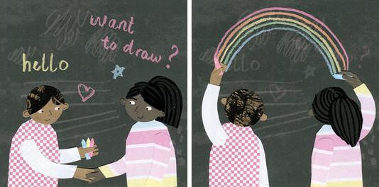 Chalkboard part 1