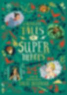 Ladybird Tales of Super Heroes book cover