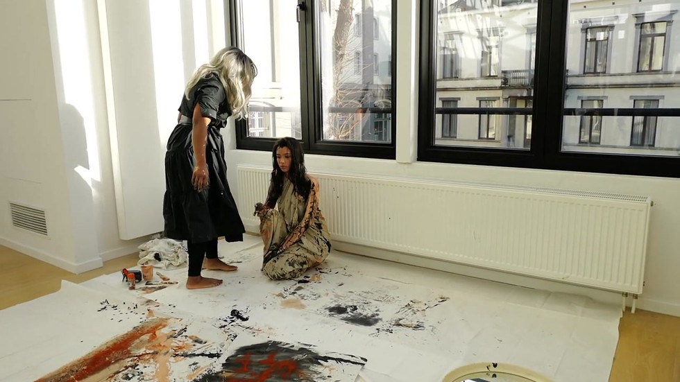 L'art en fusion Performance
