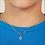 Thumbnail: Pingente Rommanel infantil estrela de davi - tam.único 5422130000