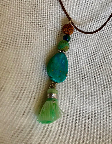 chrysocolla, Turquoise