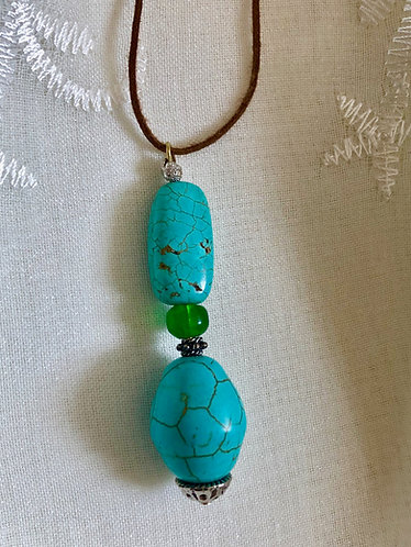 Turquoise, Green Agate