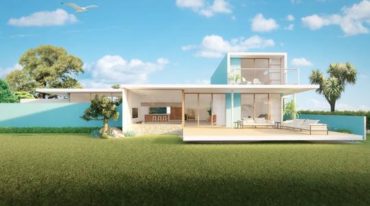Beach House New Zealand