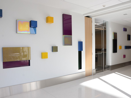 SYNCHRONICITY OF COLOR: ESKENAZI HEALTH