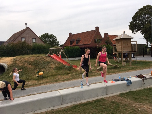 Bootcamp outdoor