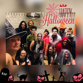 Halloween @ Zumba