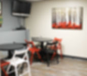 Business Cafe, Breakroom, Hopkinton Business Center, Office Space Rentals,