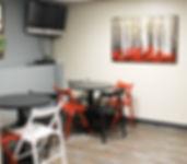Business Cafe, Breakroom, Hopkinton Business Center, Office Space Rentals,