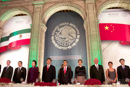 """""""Mexico to continue boosting trade with China"""""""