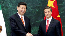 """As Trump sows tensions with Mexico, Beijing may reap rewards"""
