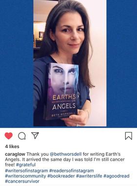 Earth Angel Cara