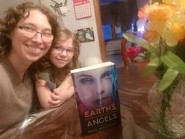 Heather Skinner Earth's Angels book self