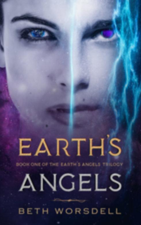 YA version Earth's Angels by Bethworsdel