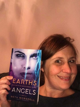 Earth's Angel Nikki Martin