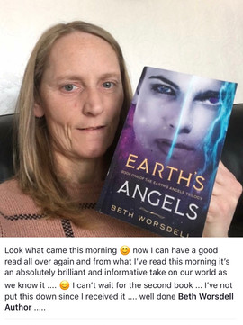 Earth Angel Sharon
