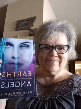 author Grace Augustine Earth's Angels bo